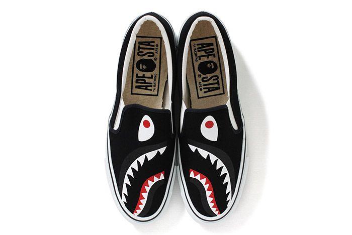Bape Shark Slip On 4