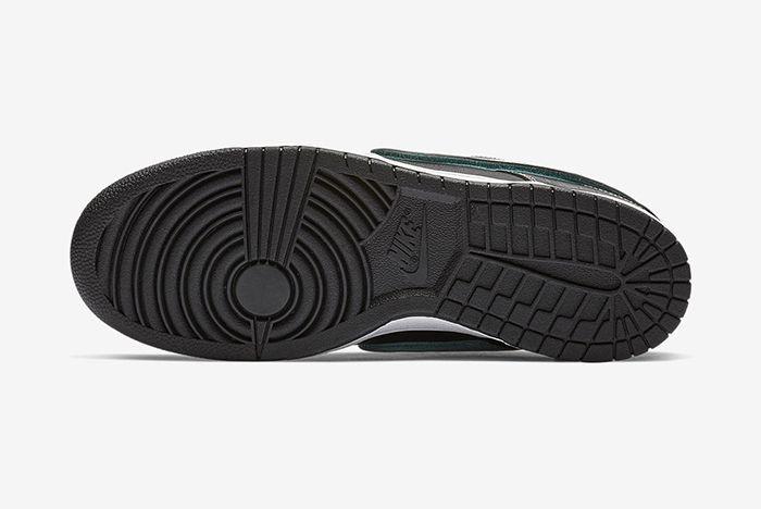 Diamond Supply Co Nike Sb Dunk Low Black Official 5