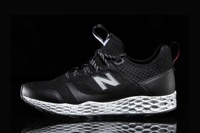 New Balance Trailbuster Fresh Foam Black 8