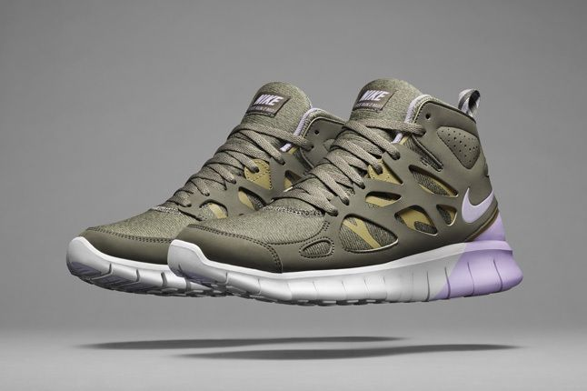 Nike Snearboots 2013 Roshe Mid 1