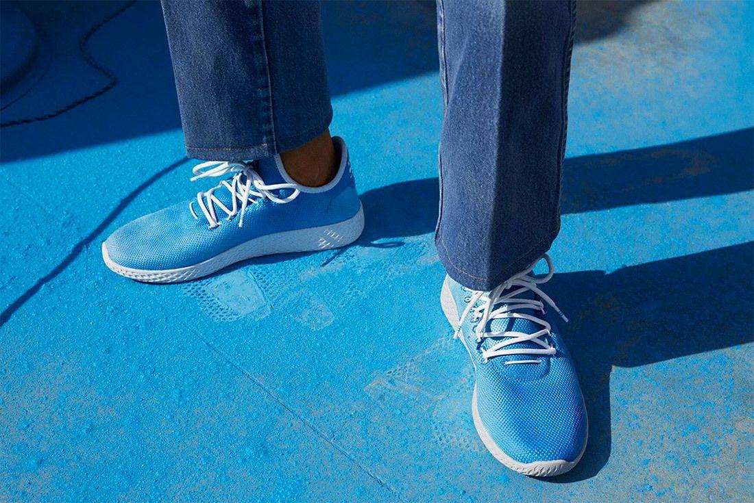 Pharrell Williams Adidas Tennis Hu Holi 3
