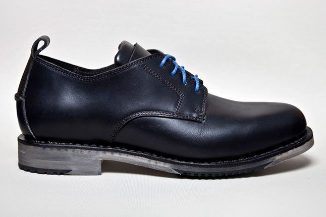 Feit Oxford Black Side 11