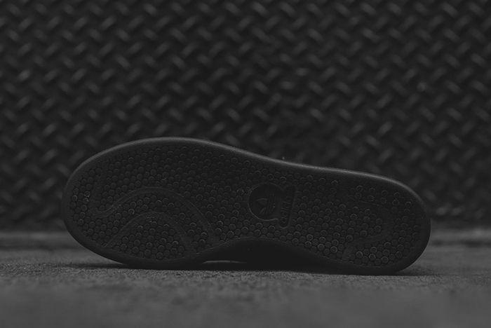 Adidas Stan Smith Primeknit Blackout2