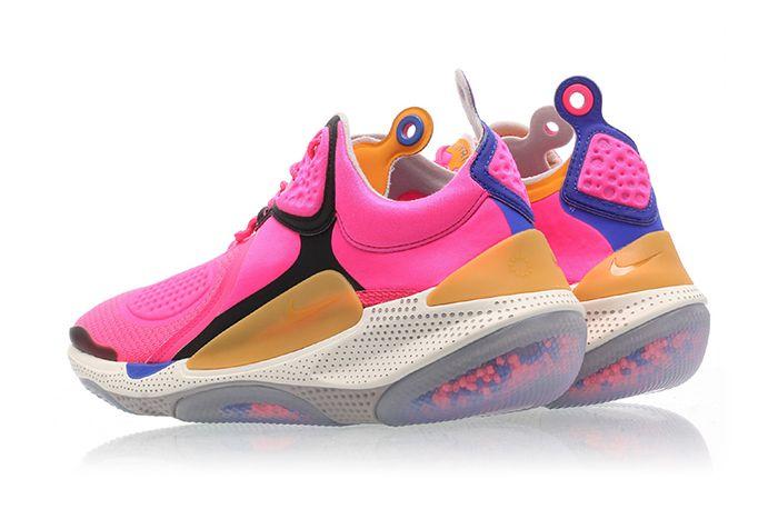 Nike Joyride Nsw Setter Hyper Pink At6395 600 Release Date Heel