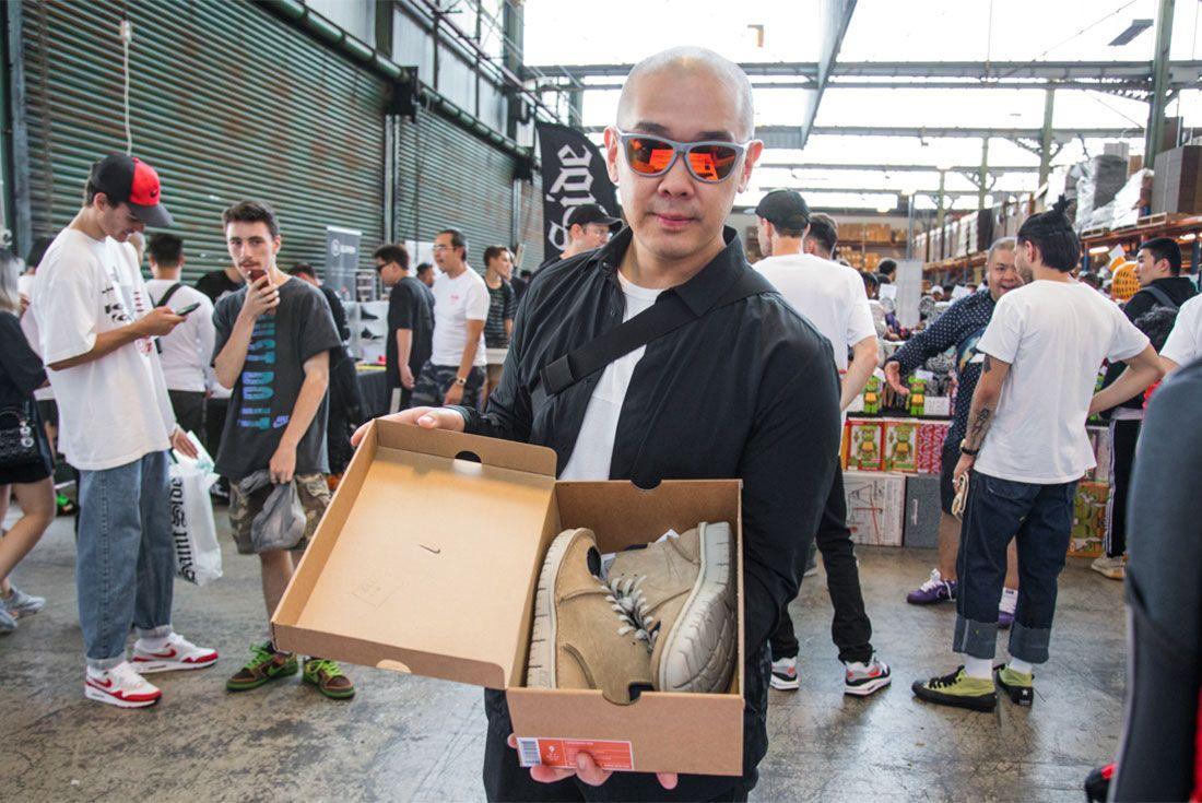 Sneaker Freaker Swapmeet 2019 Event 71 Header