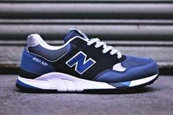 New Balance 580 Blue Navy Thumb