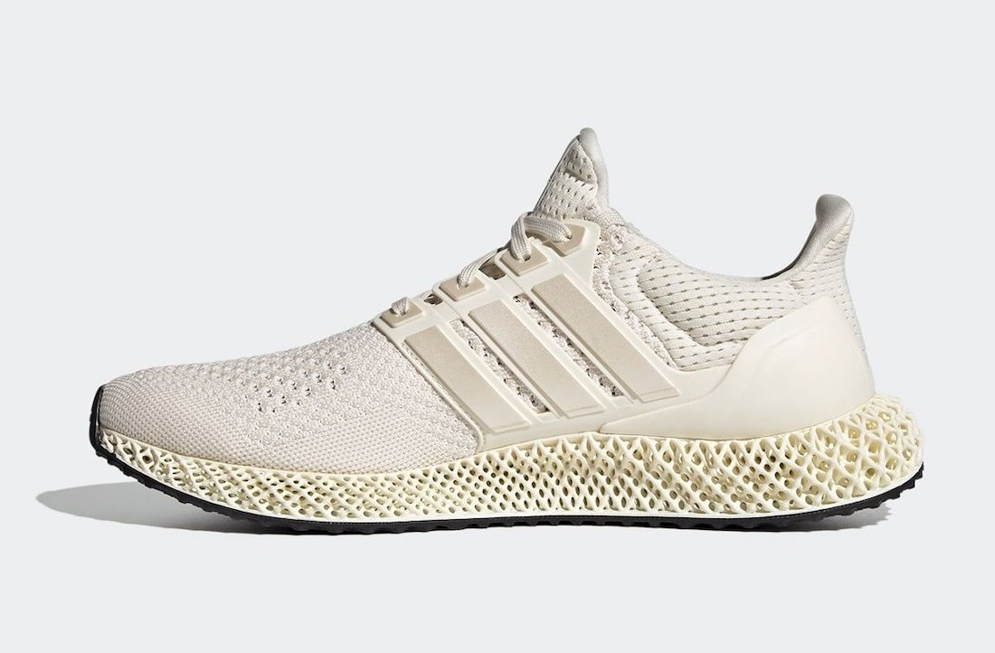 adidas Ultra 4D Core White