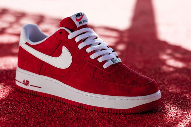 Nike Air Force 1 Low Gym Red3