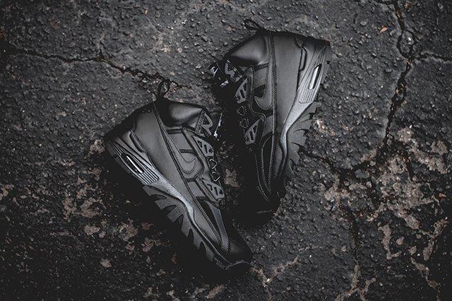 Nike Air Trainer Sc High Sneakerboot Black 1