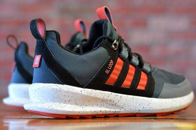 Adidas Sl Loop Runner Boonix Red 2