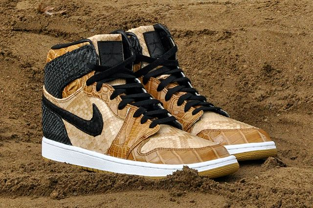 Jbf Customs Nike Air Jordan 1 Desert Storm 1