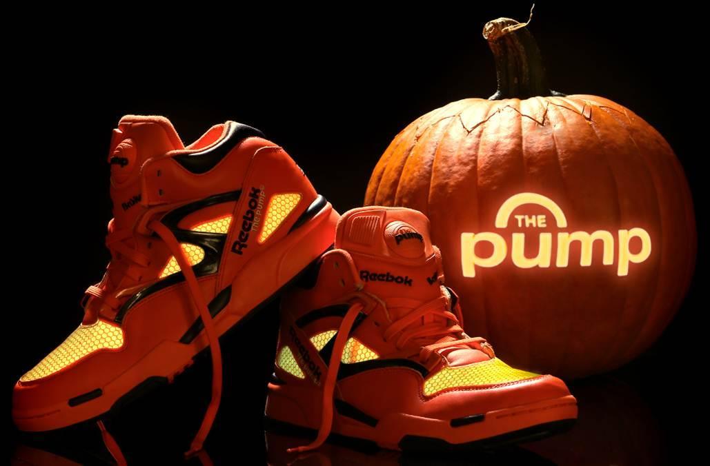 Reebok Pump Pumpkin 1