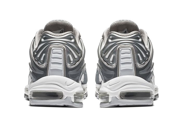 Nike Air Max Deluxe Silver 4