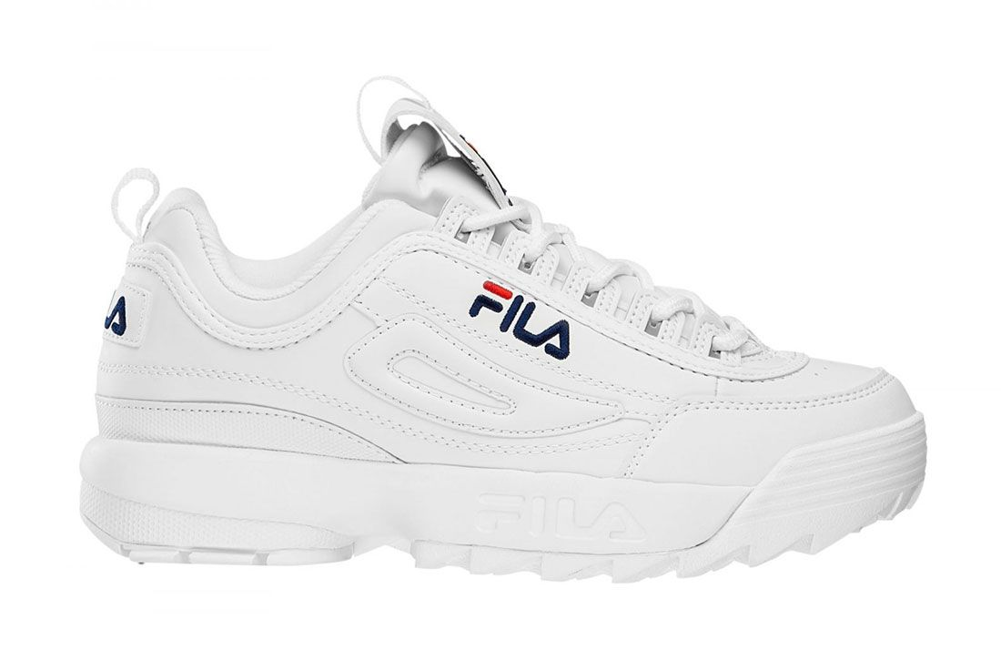 Stranger Things Sneakers Fila Disruptor
