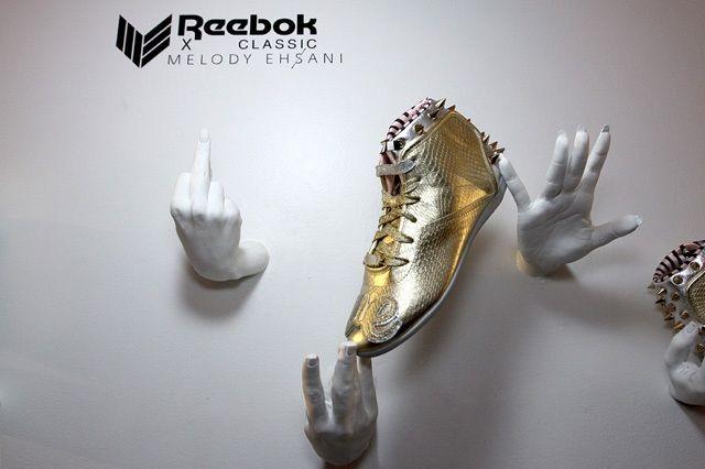Melody Eschani Reebok Classic Love Shoe Launch Recap 29