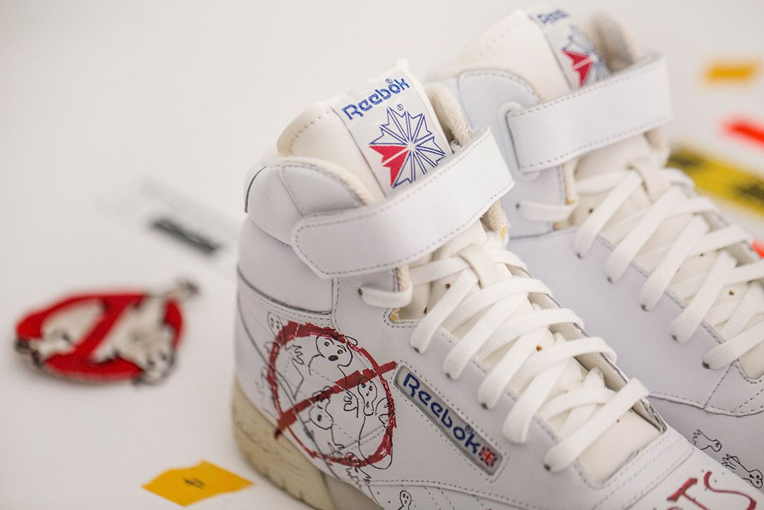 Bait Ghostbusters Reebok Stranger Things Vintage 4