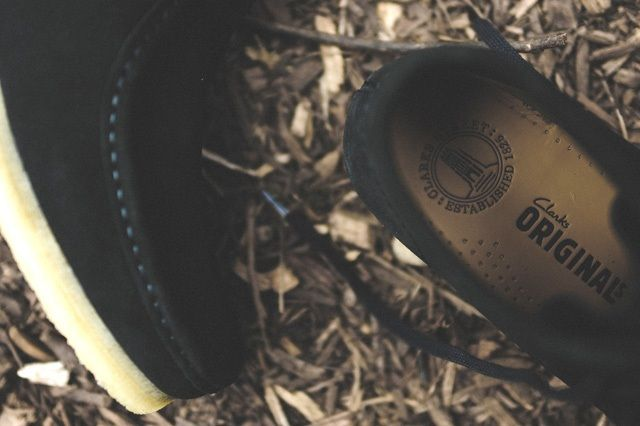 Clarks Wallabee Boot Fall Winter Releases 7