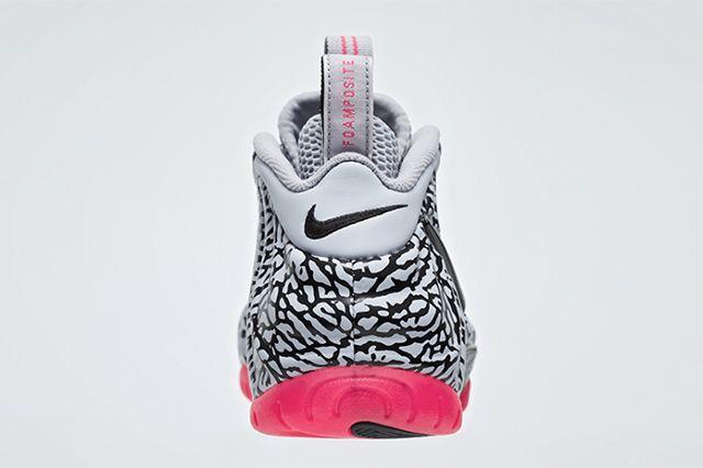 Nike Air Foamposite Pro Elephant Print 3