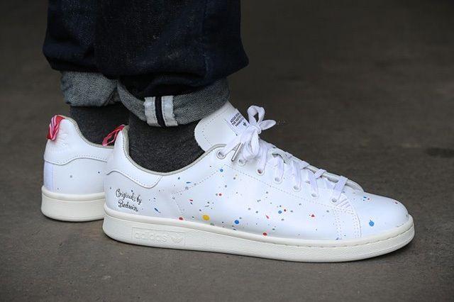 Adidas Bw Stan Smith White Bump 1