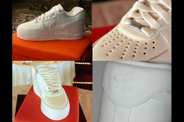 Sneaker Freaker Sneaker Cakes Air Force 1 White 02 1
