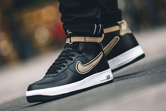 Nike Air Force 1 Ovo Night Raptors Sneaker Freaker1