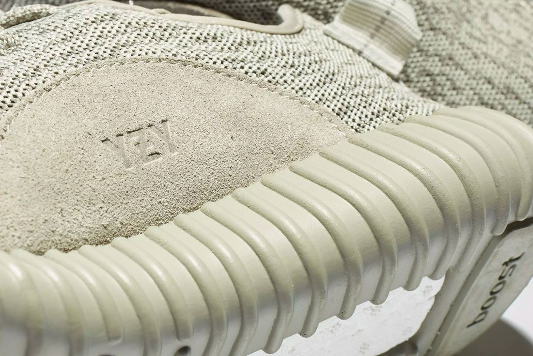 Yeezy Boost 350 Moonrock Close