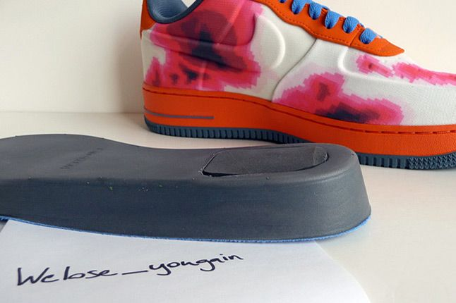 Nike Air Force 1 Cmft Insole Detail 1