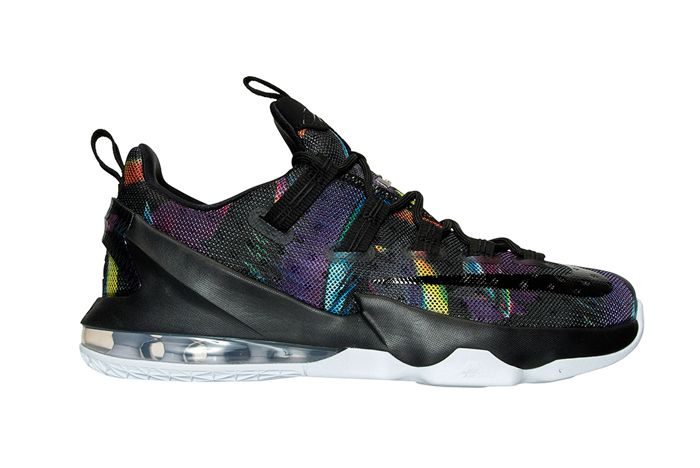 Nike Le Bron 13 Low Birds Of Paradise