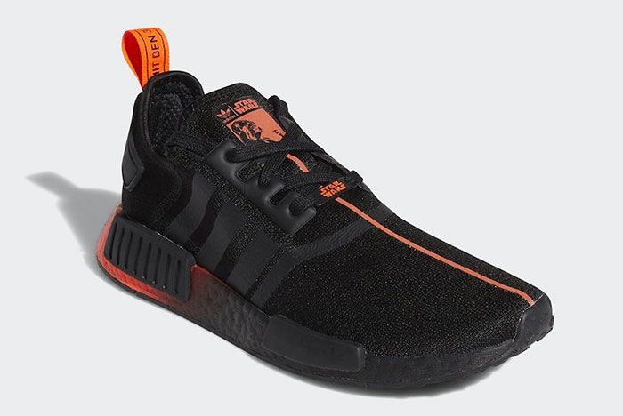 Star Wars Adidas Nmd R1 Darth Vader Fw2282 Release Date 2 Angle