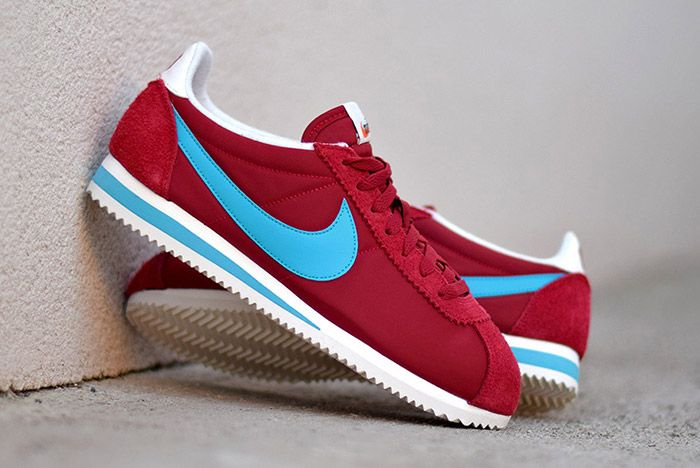 Nike Cortez Stop Sign Varsity Red 2