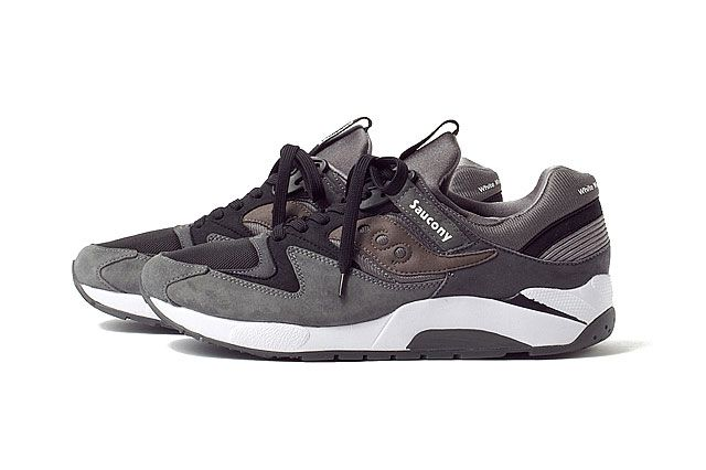 White Mountaineering X Saucony 2014 Fall Winter Grid 9000 1