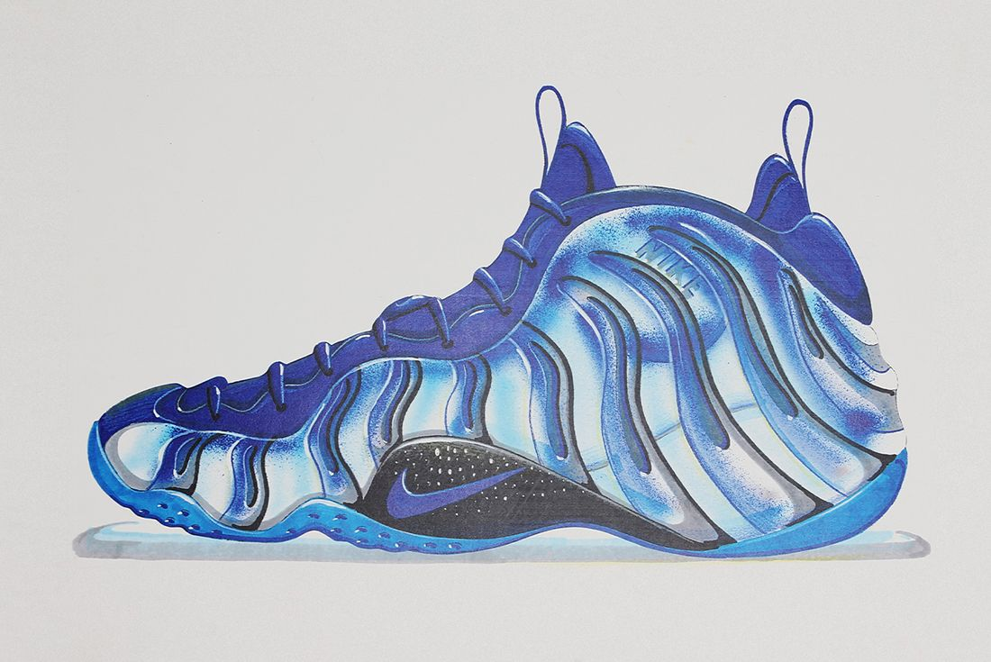 Creating The Air Foamposite 1 – Behind The Design2