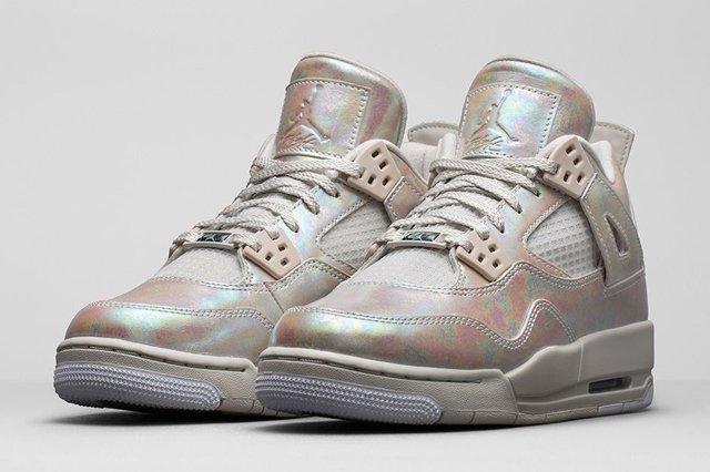 Air Jordan 4 3Oth Anniversary Pearl Bump 3