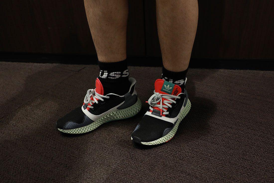 Atmos Con Tokyo 2019 Koji Sneaker Freaker On Foot Shot4