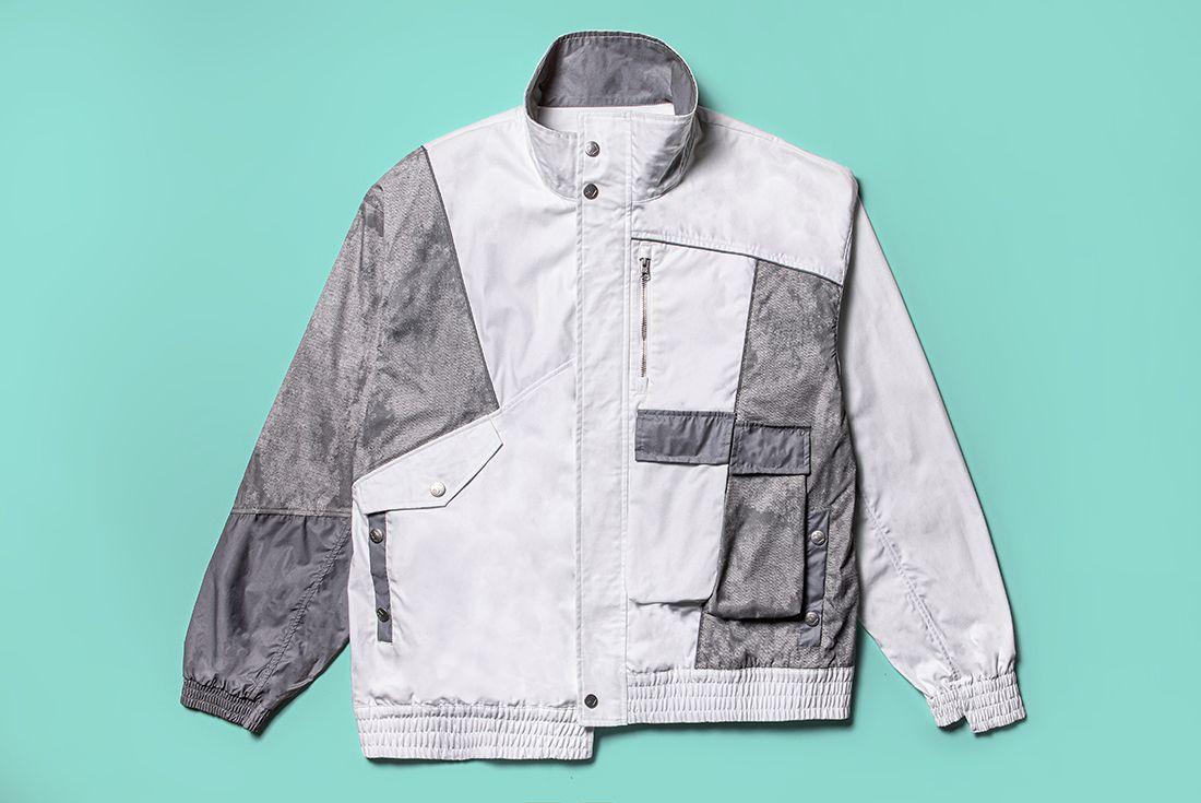 Feng Chen Wang Converse Apparel Collection Jacket