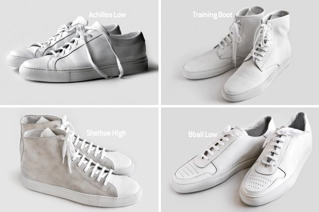 Common Projects The Perfect Sneaker 2