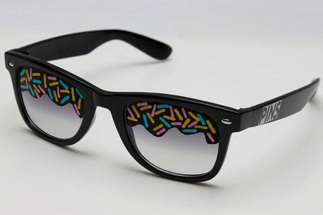 Pins Glasses Black 1