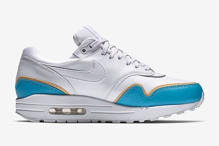 Nike Air Max 1 Layer Blue Right