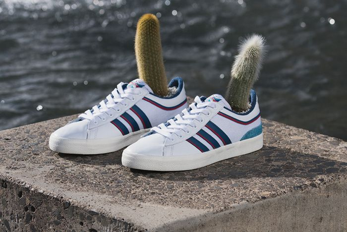 Alltimers Adidas Skateboarding Campus Vulc Second Collection Sneaker Freaker 2