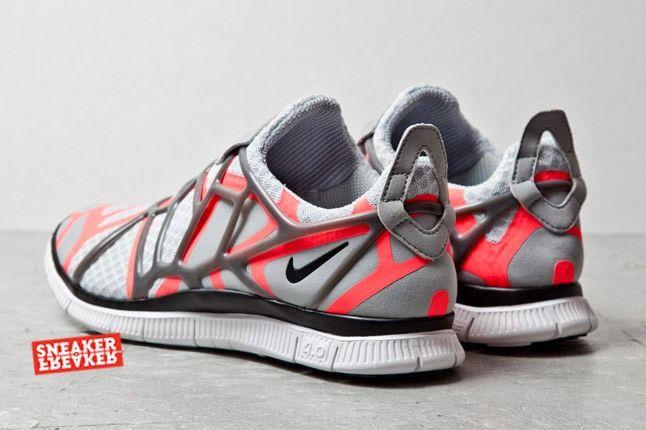 Nike Free Alt Closure Run Pink 3