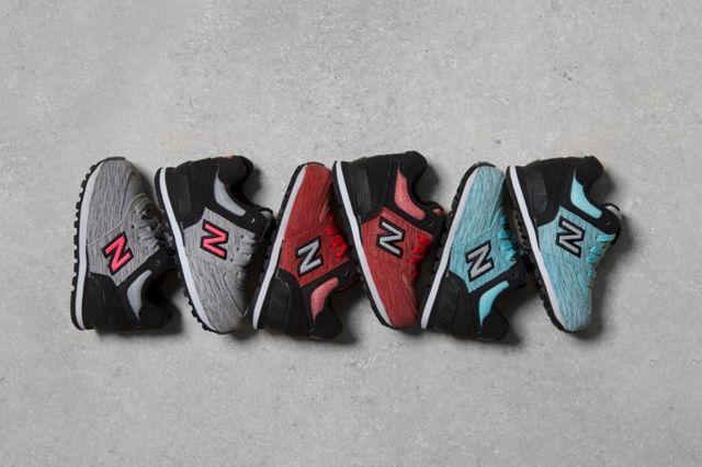 New Balance Kids 574 Sweatshirt Pack 4