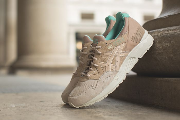 Offspring X Asics Gel Lyte V 20 Th Anniversary5