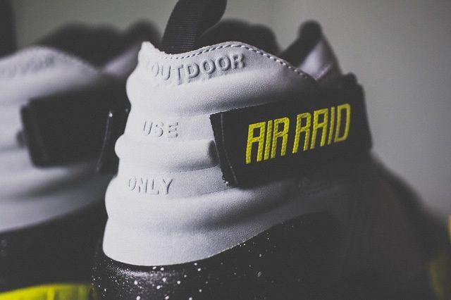 Nike Air Raid Venom Green 1