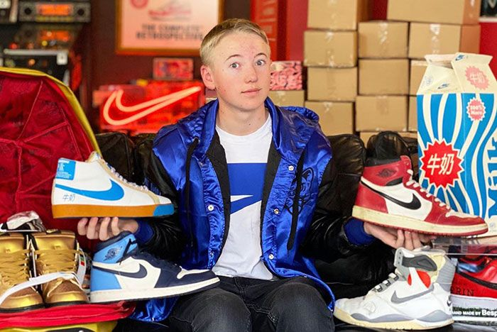 Whats Inside Sneaker Freaker Hq Melbourne