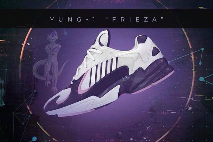 Dragonball Z X Adidas Sneaker Freaker 4