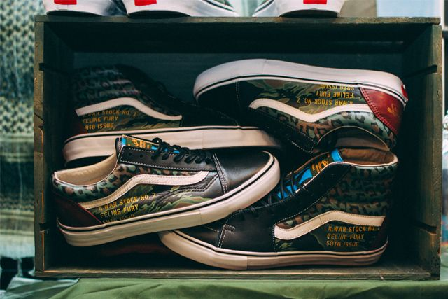 Sbtg X Kadir Warriors Vans Pack 6