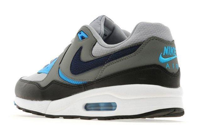 Nike Air Max Light Base Grey Light Blue 02