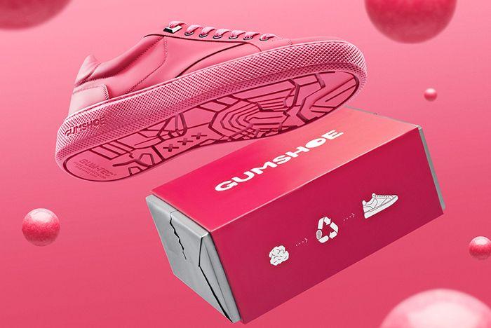 Amsterdam Gum Shoe 9