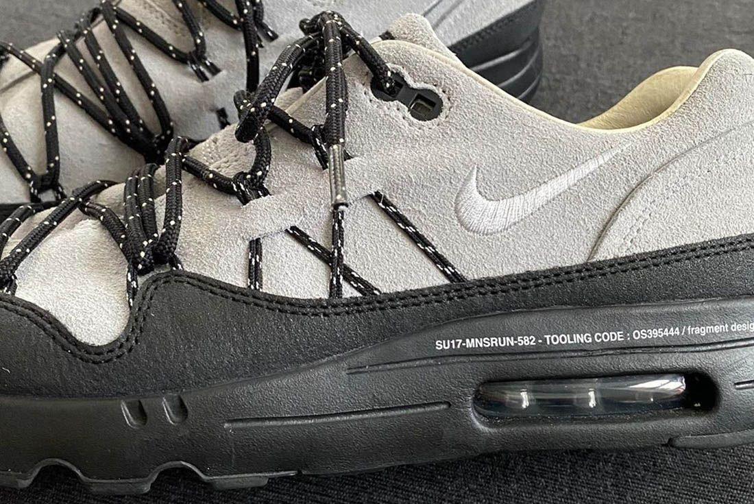 Hiroshi Fujiwara Nike The Ten