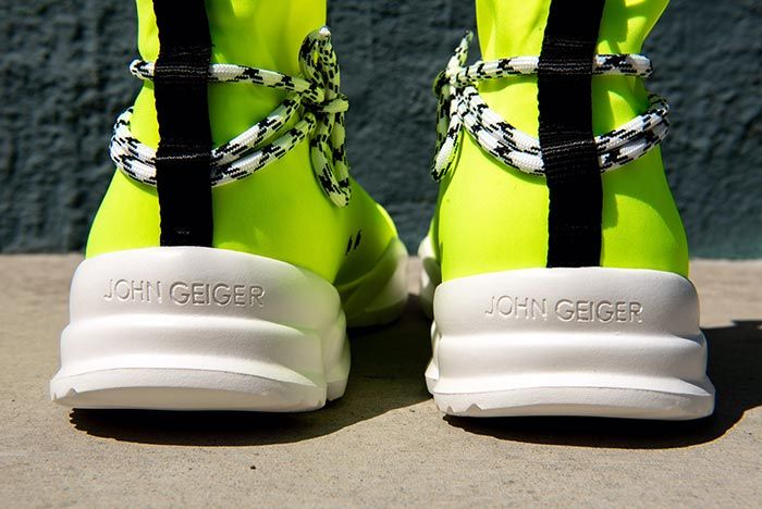 John Geiger Links Up With Patron Of The New For 002 Model 2